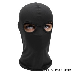 2 hole BDSM mask Spandex Premium version
