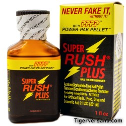 Super Rush Plus Black Boxed 30ml