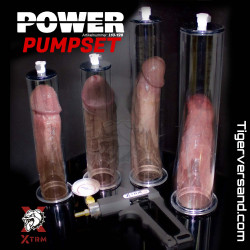 XTRM POWER PUMP SET