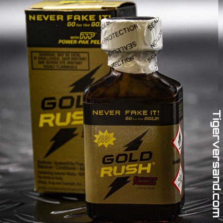 GOLD RUSH - ALTE PWD FORMEL-