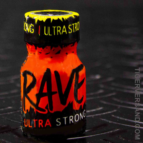 Rave Ultra Strong - Brand New Formula -