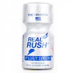 Real Rush PLatinum Poppers