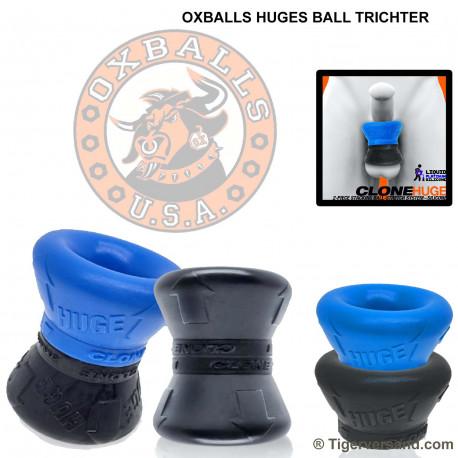 Oxballs CLONE DUO Huge Blue/Black