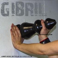 GIBRIL Jumbo Butt Plug